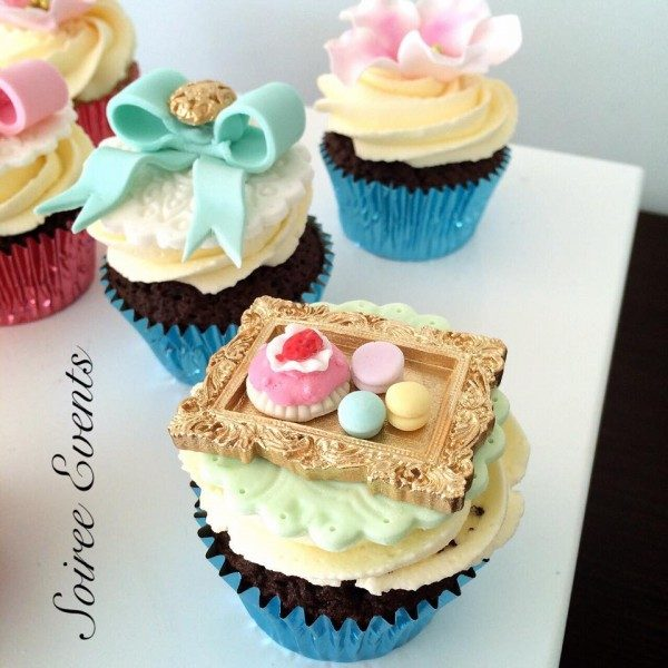 Kitchen Tea Cupcakes
